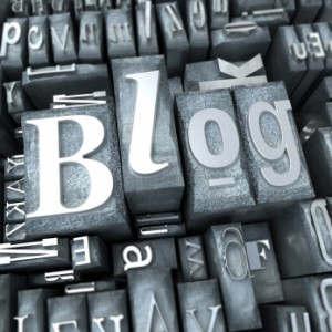 Blog Typeset