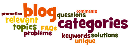 Blog categories 2