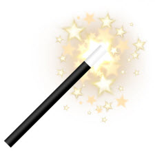 Magic Wand Sm