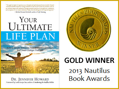 2013 Nautilus Gold Winner with Book 2