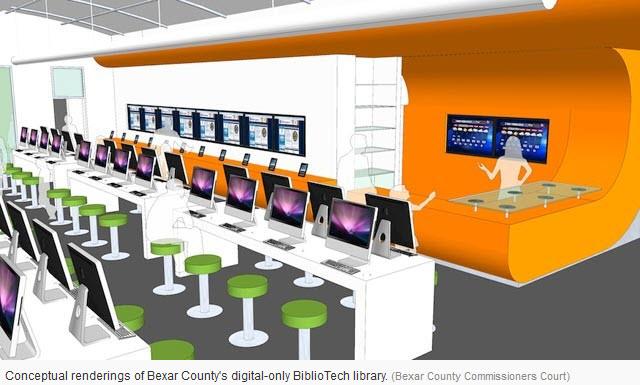 BiblioTech Public Library - San Antonio