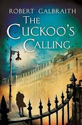 Cuckoos Calling UK Cover