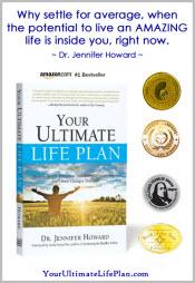 Your Ultimate Life Plan Award Winning Book